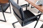 židle IMPERIAL BLACK II