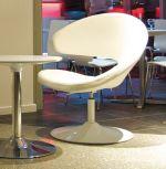 židlo-křeslo MARRAZO WHITE