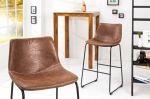 barová židle DJANGO BROWN