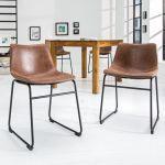 židle DJANGO BROWN