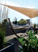 zahradní houpačka SLAPPE