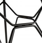 židle EQUIUM BLACK