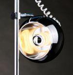 stolní lampa MOON BLACK
