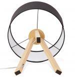 stolní lampa TRIVET BLACK