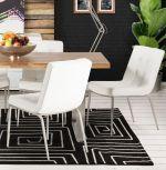 židle PRAIRA WHITE