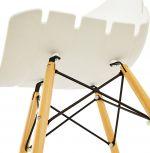 židle HARARE WHITE