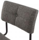 židle LUXORE GREY II