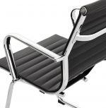 kancelářská židle MILANO BLACK