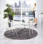 kancelářská židle LINND WHITE