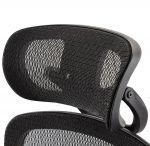 kancelářská židle DAILET BLACK