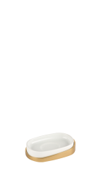 luxusní dávkovač mýdla ELIPSE SILVER