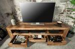 Televizní stolek IRON CRAFT 170CM masiv mango