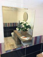 zrcadlo LINEA 90/70-A s fazetou
