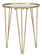 Odkládací stolek GLAM 40 CM