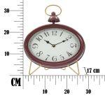 Stolní hodiny BORDEAUX 33 CM