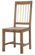 2SET židle ELEGANT masiv sheesham