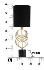 Stolní lampa CIRCLY 58 CM