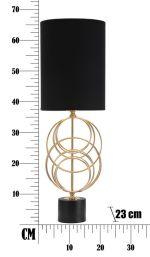 Stolní lampa CIRCLY 65 CM