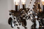 Stropní svítidlo DIAMONDS S 5 černé