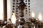 Stropní svítidlo DIAMONDS L 15 černé