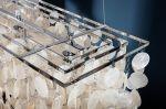 Stropní svítidlo SHELL 80 CM perleť