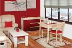 jídelní stůl LUDVEN 80-160-LM rozkládací