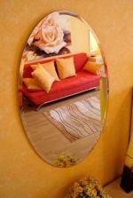 zrcadlo JASPIS  100/60