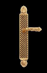 luxusní štítková klika PALACE GOLD