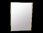luxusní zrcadlo ALMARA SILVER, krystaly