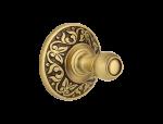 luxusní koš BLOSSOM GOLD s potahem 24 kt zlata