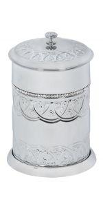 luxusní miska na mýdlo BLOSSOM GOLD s potahem 24 kt zlata