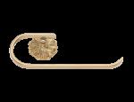 luxusní háček WAVE GOLD s potahem 24 kt zlata