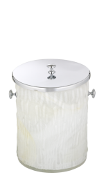 luxusní držák na toaletní papír WAVE patinovaná mosaz