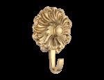 luxusní dávkovač mýdla WAVE GOLD s potahem 24 kt zlata