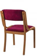Židle celočalouněná FILIPA buková
