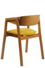 Židle čalouněná MIRIAM buková