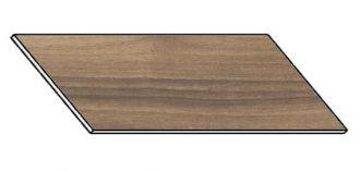 Kuchyňská pracovní deska 200 cm ořech ontario
