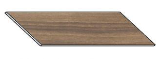 Kuchyňská pracovní deska 220 cm ořech ontario