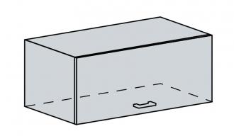 80VP h. skříňka výklopná GREECE bk/granát metalic