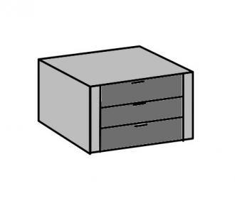 Vnitřní zásuvky 960 do skříně šířka 45 cm