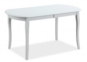 Jídelní stůl rozkládací 120x80 ALICANTE bílá