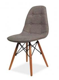 Jídelní židle AXEL II šedá/buk