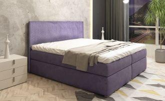 Čalouněná postel s ÚP LUNAR 140 výběr látek