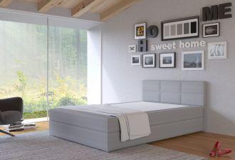 Postel s matrací s ÚP TISA 120x200cm (PURI91)