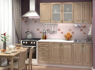 Kuchyně CITY 180 Anigre lesk