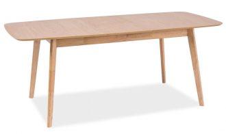 Jídelní stůl rozkládací FELICIO dub 120 cm