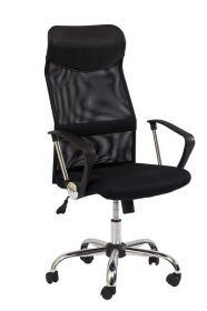Kancelářská židle PQ-025 černá/černá