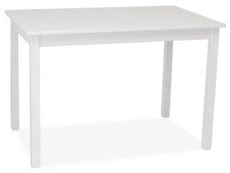 Jídelní stůl FIORD bílý 110x70