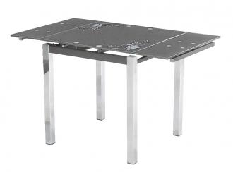 Jídelní stůl FIORE rozkládací šedý II.jakost