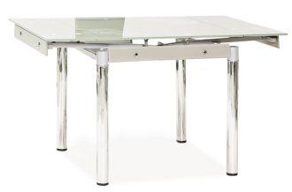 Jídelní stůl GD-082 rozkládací bílý II